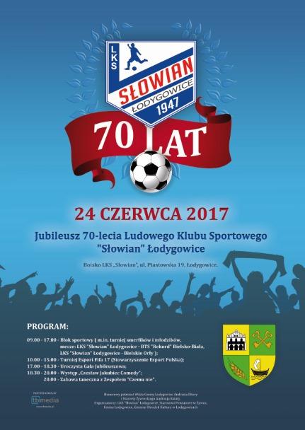 70-lecie Słowian Łodygowice