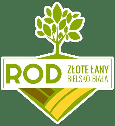 Logo ROD Złote Łany Bielsko-Biała